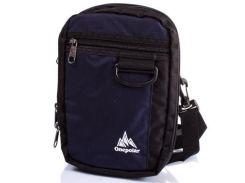Мужская сумка через плечо onepolar (ВАНПОЛАР) w3023-navy