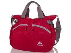 Женская спортивная сумка через плечо onepolar (ВАНПОЛАР) w5220-red