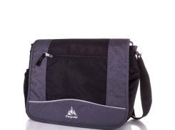 Мужская сумка onepolar (ВАНПОЛАР) w308-grey