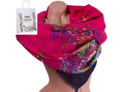 Женский хлопковый шарф 182 на 86 см  eterno (ЭТЕРНО) es0908-4-2