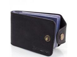 Визитница кожаная мужская dnk leather (ДНК ЛЕЗЕР) dnk-cards-hcol.j