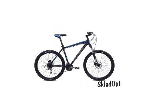Велосипед Holts 3,0 Cronus чёрный/серый/синий матовый (2016) Сумы