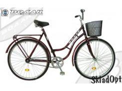 Велосипед «ВОДАН» дорожный усиленный РЭТРО 28