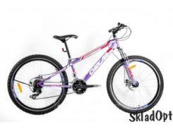 Велосипед горный OSKAR 26SMT SHIMANO COAST TO-COAST ATX