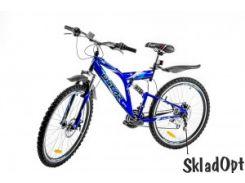 Велосипед горный Оскар 26SY-01 SHIMANO SYSTEM синий