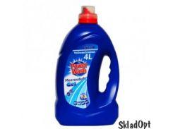 Жидкий порошок  Power Wash универсальный 4л.