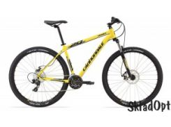 Рама Cannondale TRAIL 7 29ER рама - M желтая 2015