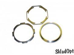Кольца-держатели Cannondale внутр. пластик Lefty (3 кольца) KF119