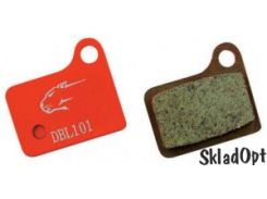 Колодки тормозные диск JAGWIRE Red Mountain Sport DCA015 (2 шт) - Shimano Deore