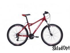 Велосипед EOS 0,5 Cronus бордовый/красный/белый матовый (2016)