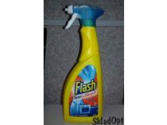 Чистящее средство Flash clean Bleach 750ml. кухня/ванная