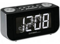 Радиоприёмник с кварцевыми часами /CD FIRST 2420-1-WI