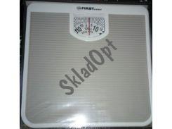 Весы Комнатные. 120 кг FIRST 8000; серые