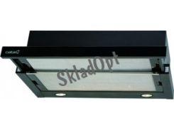 Вытяжка кухонная встраиваемая Cata TF 2003 60 GBK Black GLASS