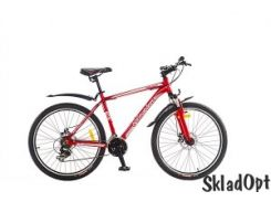 Велосипед в коробке 26 Optimabikes AMULET HLQ AM рама-21 Al красный 2014