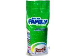 Стиральный порошок For my Femily 10 кг. универсальный