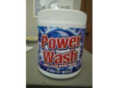 Отбеливатель Power wash для стирки белого белья