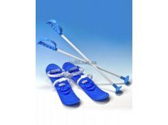 Набір лижі+палки BIG FOOT