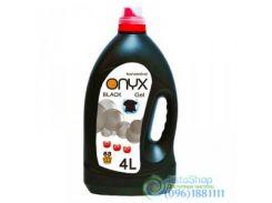Жидкий порошок  Onyx для черного 4л.