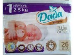 Подгузники Dada Premium  1