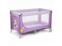 Манеж CARRELLO Piccolo CRL-7303 Purple /1/ MOQ