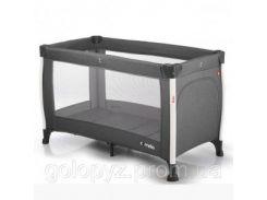 Манеж CARRELLO Polo CRL-11601 Charcoal Grey /1/ MOQ