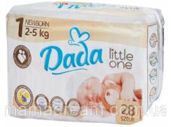 Подгузники Dada Extra Soft  1