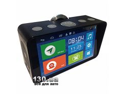 GPS навигатор Jimi JC800 с функцией видеорегистратора