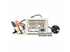 Импульсное зарядное устройство аккумуляторов АИДА 20/24s