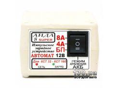 Импульсное зарядное устройство аккумуляторов АИДА 8super GEL