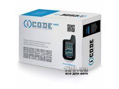 Двусторонняя автосигнализация iCode 06RS