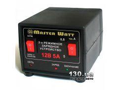 Зарядное устройство аккумуляторов Master Watt 12 В, 0,8-5 А