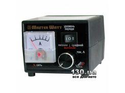 Зарядное устройство аккумуляторов Master Watt 12 В, 5,5 А