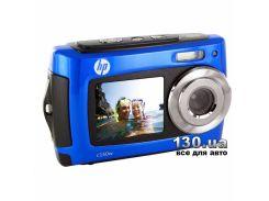 Экшн камера HP c150W с двумя дисплеями