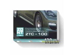 Автомобильный GPS трекер ZONT ZTC-100