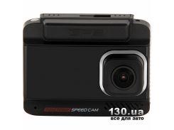 Автомобильный видеорегистратор Playme ARTON с антирадаром, GPS и дисплеем