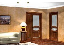 Деревянные межкомнатные двери Тип В ПО
