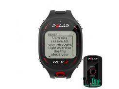 Polar RCX3 + GPS черный