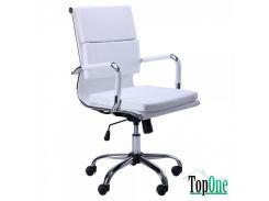 Кресло AMF Slim FX LB (XH-630B) белый 512076