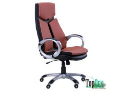 Кресло AMF Optimus коричневый 512154