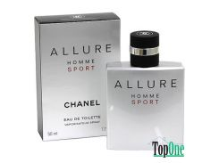 Allure Homme Sport туалетная вода 100ml м TESTER 3847
