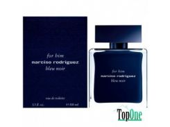 Narciso Rodriguez For Him Bleu Noir edt 100ml м TESTER 55799