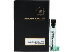 Montale Soleil De Capri парфюмированная вода, унив. 2ml пробирка 53545