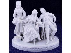 Статуэтка из фарфора (Richard Eckert, Volkstedt)