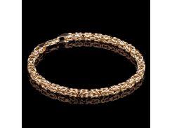 Женский браслет из желтого золота