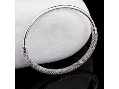 Женский браслет из белого золота