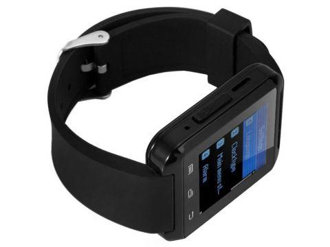 ★Смарт-часы UWatch U8 Black умные часы с мультимедийными функциями для Android смартфонов Bluetooth Киев