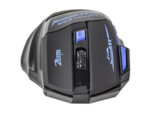 Беспроводная мышь ZELOTES F-14 для компьютера ноутбука игровая 2400dpi USB с батарейками универсальная Киев