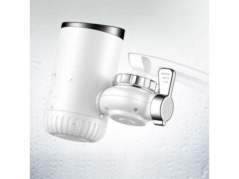 ➢Проточный водонагреватель Sast RX-013 насадка на кран электрический смеситель для горячей воды 3000 Вт IPX4 Киев
