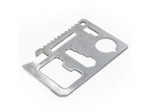 Мультитул E-SMART 9 в 1 стальной универсальный нож пила гаечный ключ Киев